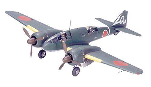 TAMIYA 1 48 Mitsubishi Ki-46III Type100 Command Recon Plane Model Kit NEW Japan