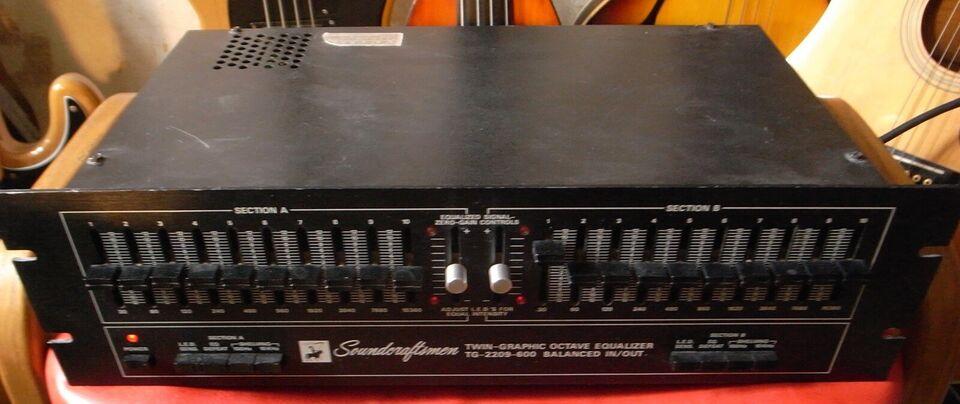 Equalizer, SOUNDCRAFTSMEN TG-2209-600