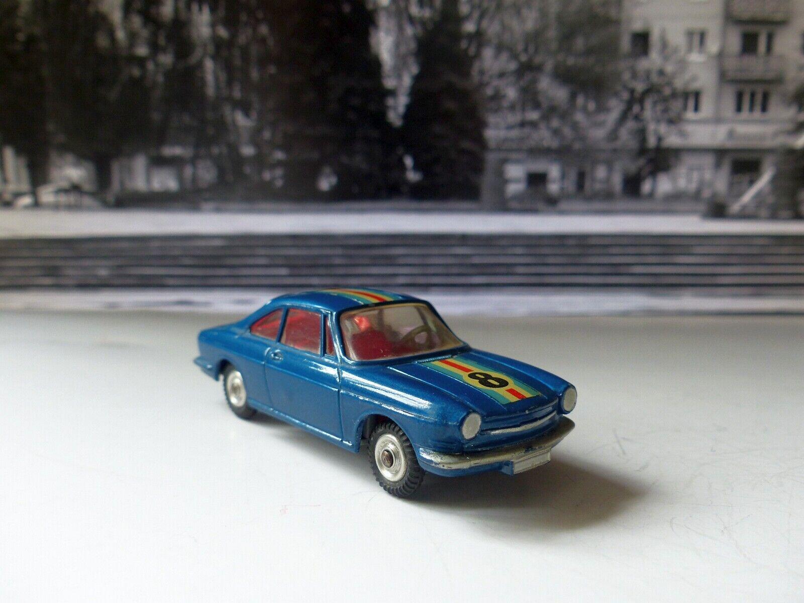 Corgi Toys 315 Simca 1000 in blueee