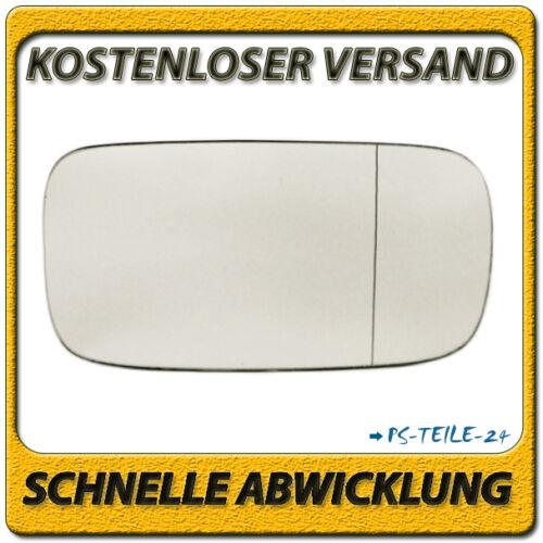 Spiegelglas für VOLVO V50 2004-06//2006 rechts Beifahrerseite asphärisch