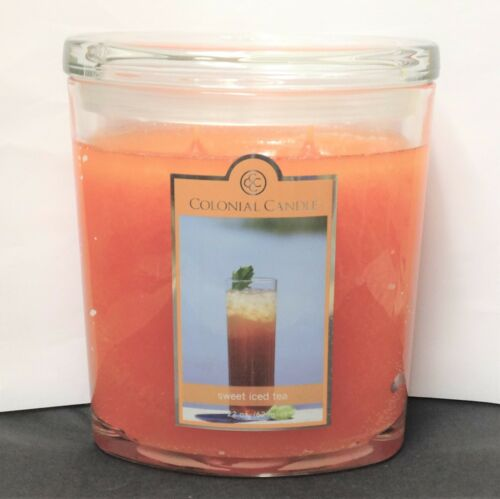COLONIAL CANDLE Large 22 oz 2-Wick Oval Jar CANDLES NEW /& RETIRED CHOICES