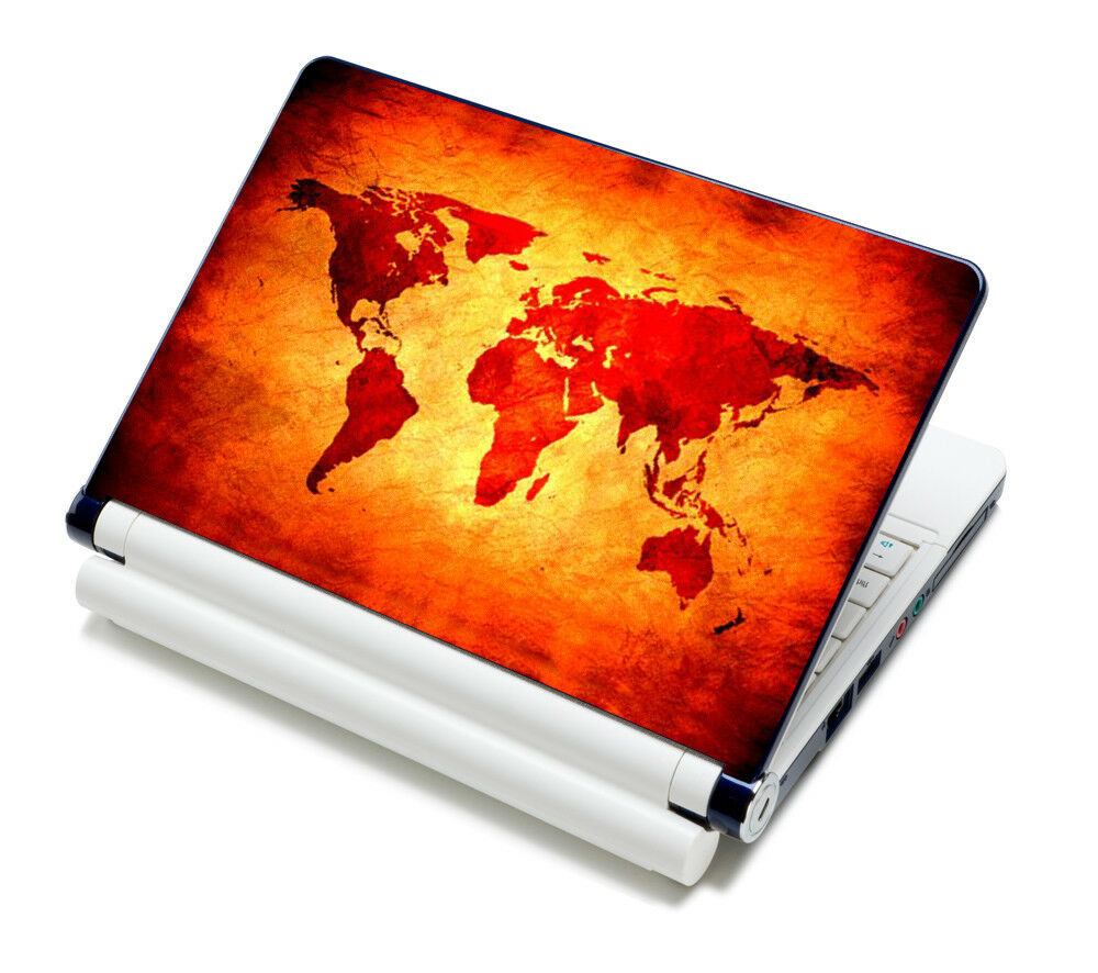 16.5″ 17″ 17.3″ Laptop Computer Skin Sticker Protective Decal Cover K3016