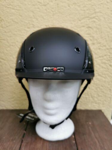Reithelm CHAMP-3 Casco schwarz NEU