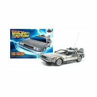 Polar Lights Back To The Future: Time Machine Model Kit (1:25 S... Free Shipping