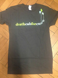 DEATH-CAB-FOR-CUTIE-shirt-S-Original-US-merchandise