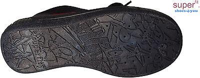 SUPERFIT Schuhe Hausschuhe blau BabyschuheTextil Schnürsenkel Rennauto NEU
