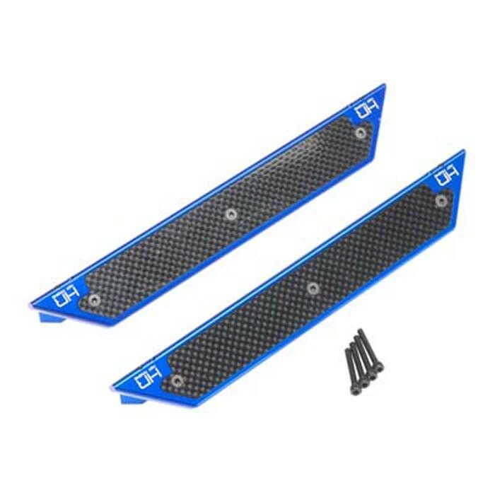 Hot Racing XMX33RG01 XMX33RG01 Aluminum Side Step In esecuzione Boards X-Maxx  2