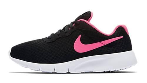 gs Ragazza Da Nike Tempo Nero Scarpe Fucsia Corsa Per Libero Tanjun RF667xnw8