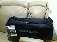 Swissgear Traveler Twin Airbed With Built-in Pump