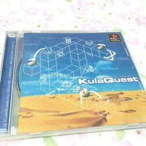 USED-PS1-PS-PlayStation-1-KulaQuest-00649-JAPAN-IMPORT