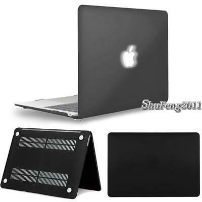 """Matte Rubberized Hard Case Shell For Macbook 11/"""" 12/"""" 13/"""" 15/"""" AIR //PRO//RETINA"""