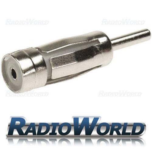 Coche antena Antena adaptador de radio de coche Iso Din