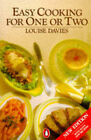 Easy Cooking for One or Two by Louise Davies (Paperback, 1988)