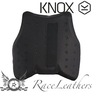 KNOX-MOTO-PROTECTION-COFFRE-INSERTION-ARMURES-POUR-MAILLOTS-GILETS
