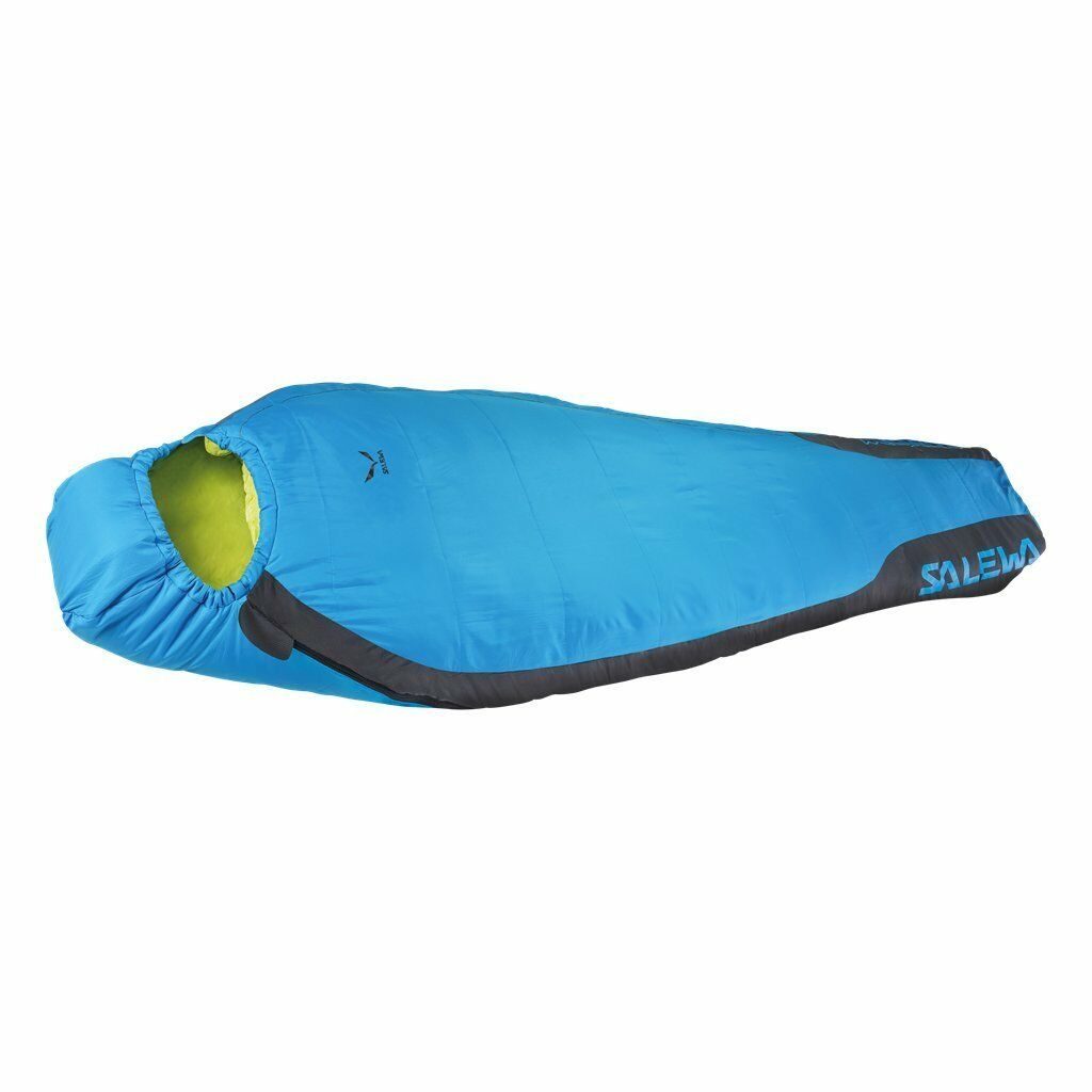Salewa MICRO 800 SB - Sleeping Bag, Unisex,  bluee, LEFT  outlet online store