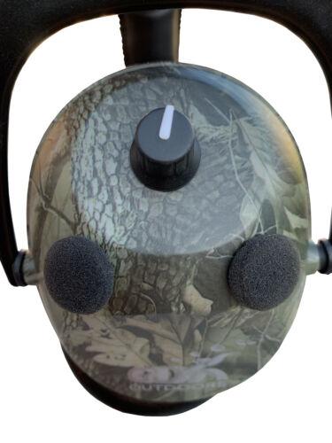 Mimetica elettronica 4 MIC Manicotti GDK Camo le riprese elettronico DEFENDER EAR