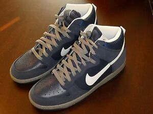 Nike Dunk High shoes mens new 317982 401 sneakers