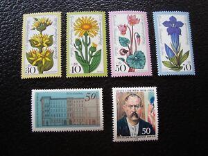 Germany-Berlin-Stamp-Yvert-Tellier-N-472-A-477-N-MNH-AL1