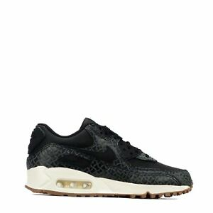 Details about NEW Women's Nike Air Max 90 Premium Shoes Sneakers Size: 7.5 Color: Black