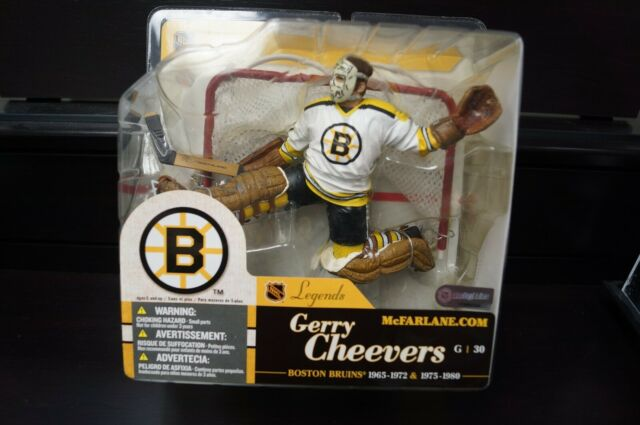 GERRY CHEEVERS - BOSTON BRUINS VARIANT LEGENDS 1-6