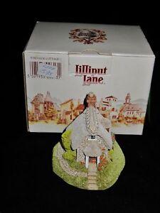 Lilliput-Lane-WHEYSIDE-COTTAGE-English-Collection-w-Box