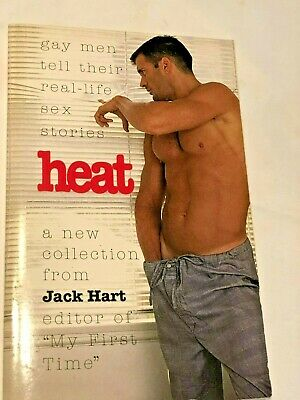 Heat : Gay Men Tell Their Real-Life Sex Stories Paperback