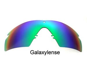Galaxy-Replacement-Lenses-For-Oakley-Si-Ballistic-M-Frame-2-0-Z87-Green-Polarize