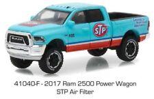 1/64 Greenlight Running on Empty 2017 Dodge RAM 2500 Power Wagon Pickup 41040F