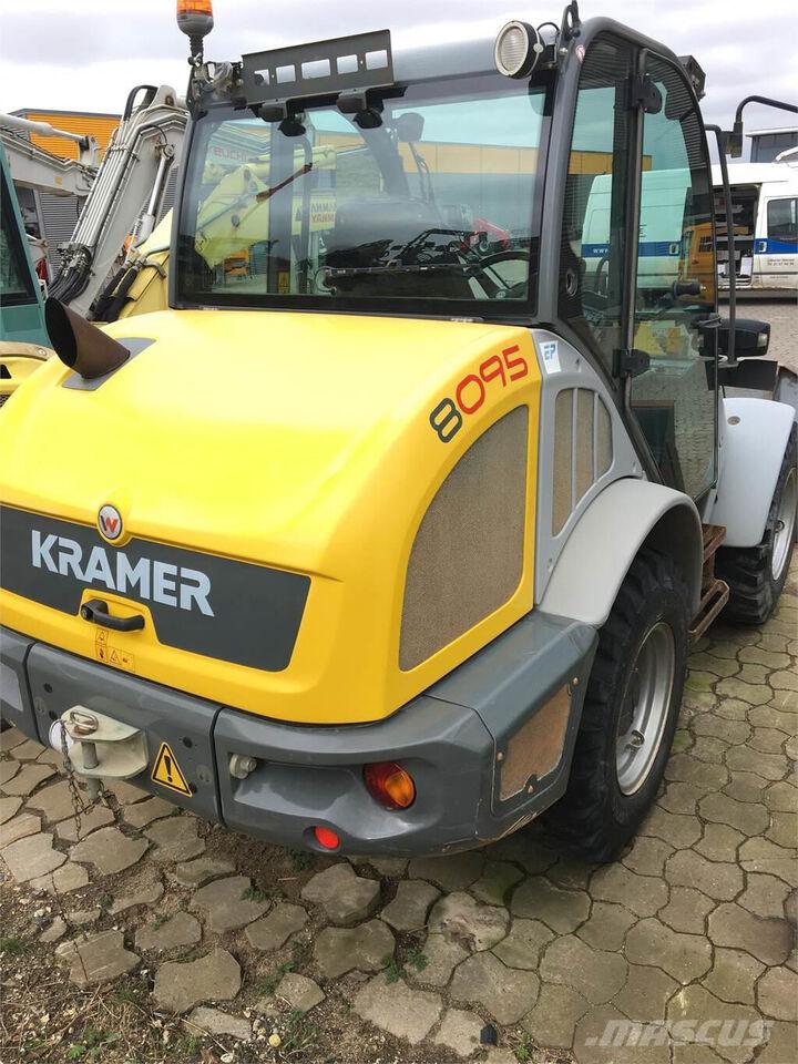 Kramer 8095 læssemaskine