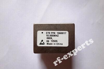 2pcs  CTS 1960017 10MHz 5V Sine Wave OCXO Crystal Oscillator