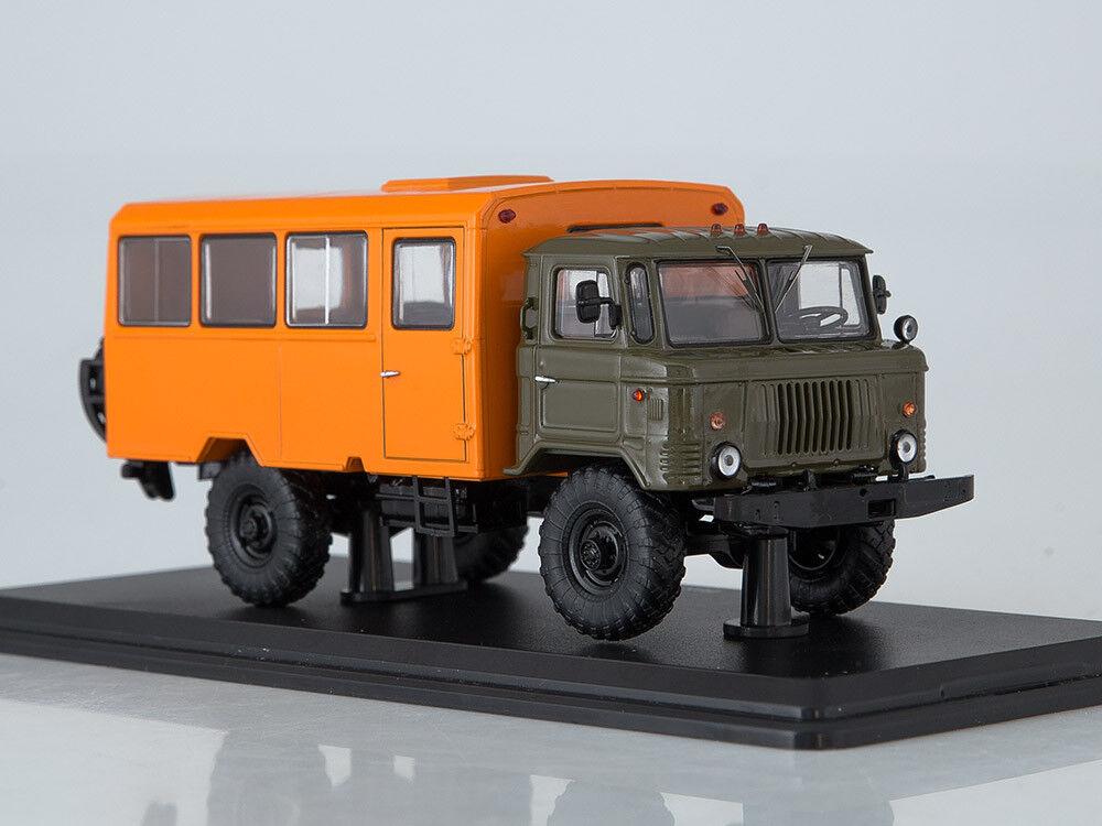 in vendita GAZ 66 66 66 autobus SSM1197 1 43  protezione post-vendita