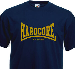 T-shirt-HARDCORE-graphisme-Lonsdale-Old-School-NYHC-Sick-Of-It-All-Madball