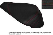 GRIP VINYL RED DS ST CUSTOM FITS APRILIA RSV4 R 1000 09-15 REAR SEAT COVER