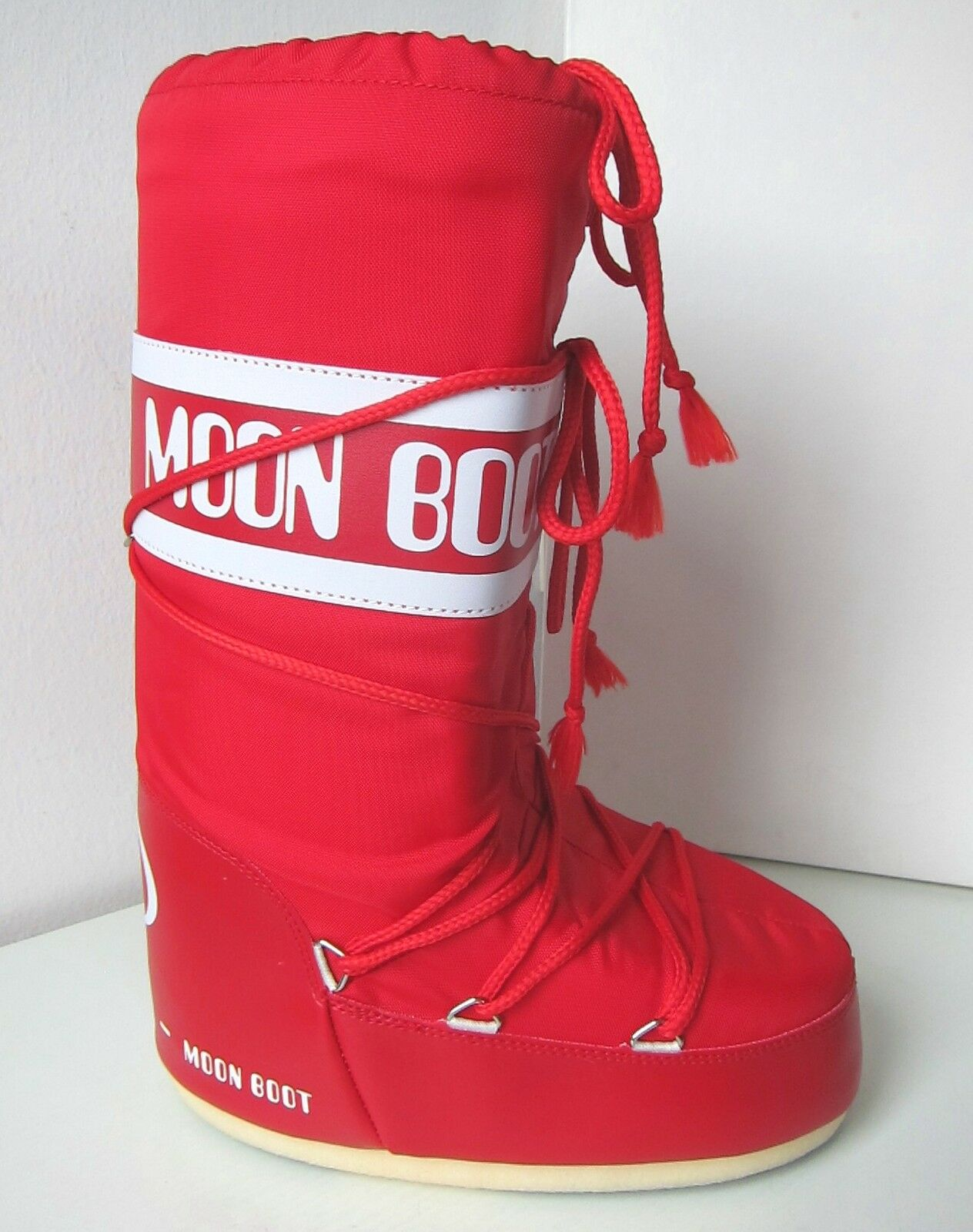 Tecnica MOON 31 BOOT Nylon rot Gr. 31 MOON - 34 Moon Boots Moonboots red 472da9