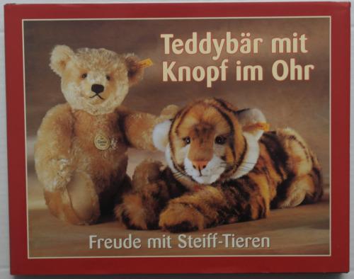 1 von 1 - Bildband - Teddybär mit Knopf im Ohr / Freude mit Steiff-Tieren