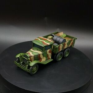 Ben dipinti 28mm BOLT ACTION finlandese GAZ AA Supply TRUCK #2 ww2 (Plastica)