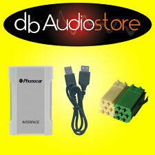 Phonocar 5/899 Interfaccia Audio per Alfa 166 USB SD MP3 iPod iPhone