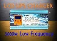 3000w,5000w,6000w,8000w,10000w,15000w Lf Split Phase Puresinewave Power Inverter