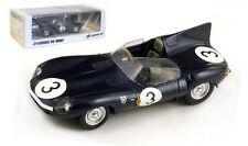 Spark 43LM57 Jaguar D Type #3 Le Mans Winner 1957 - Bueb/Flockhart 1/43 Scale