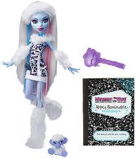 Monster High Abbey Bominable Sammlerpuppe SELTEN