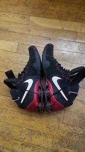 abd6b2a39f33 Image is loading Nike-shox-vintage-Sample-Basketball-Vc-battlegrounds