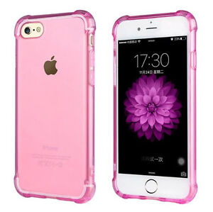 iPhone-8-Plus-7-Plus-Cover-Case-Handphone-Case-TPU-Silicon-Case-Red