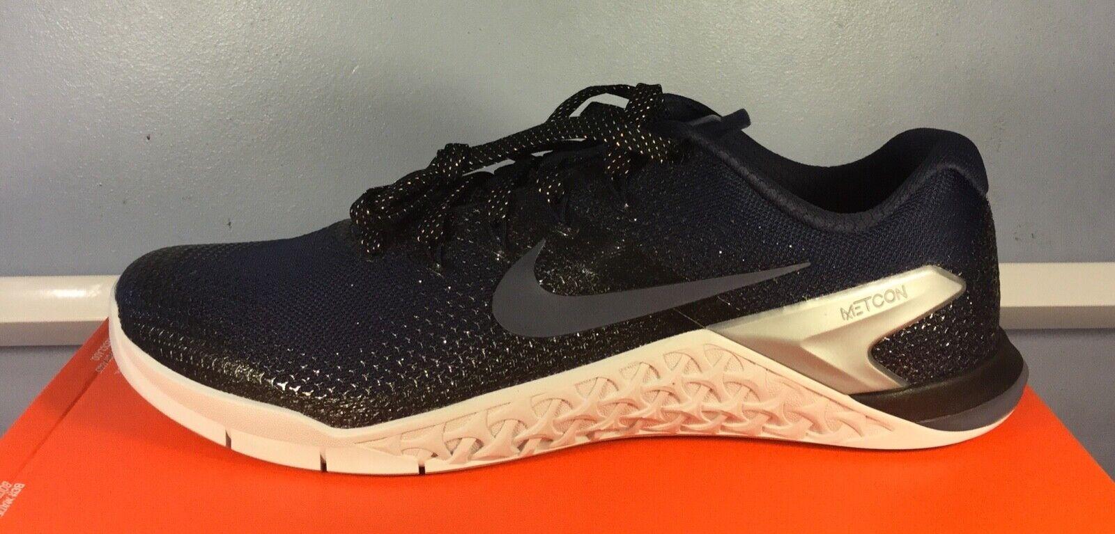 Nike WNS Metcon 4  MTLC.(Sz UK 9.5) (AJ7840 440).  varie dimensioni