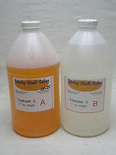 """Professional """"QUICKCAST"""" liquid urethane plastic for casting*paintable* 2 H.gal"""