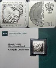 10zl 2014 - Polen - Grzegorz Ciechowski - Quadratisch
