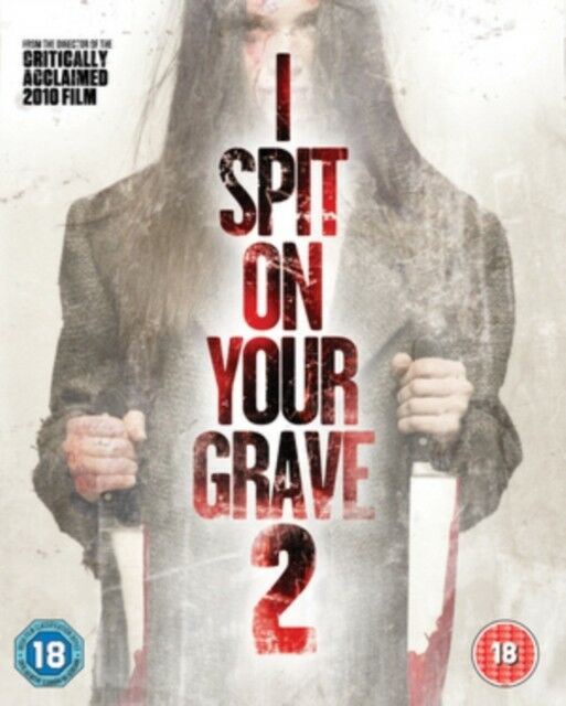 NEW I Spit On Your Grave 2 Blu-Ray