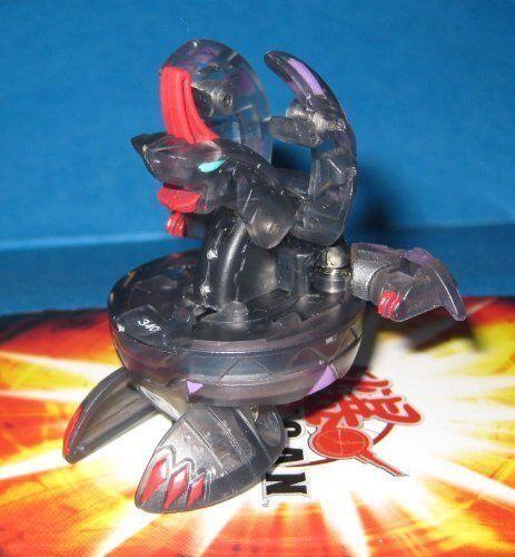 Bakugan Darkus Translucent Alpha Hydranoid Hydranoid Hydranoid 340G Limited Edition d7a9b7