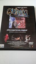 """DVD """"QUIDAM"""" CIRQUE DU SOLEIL"""