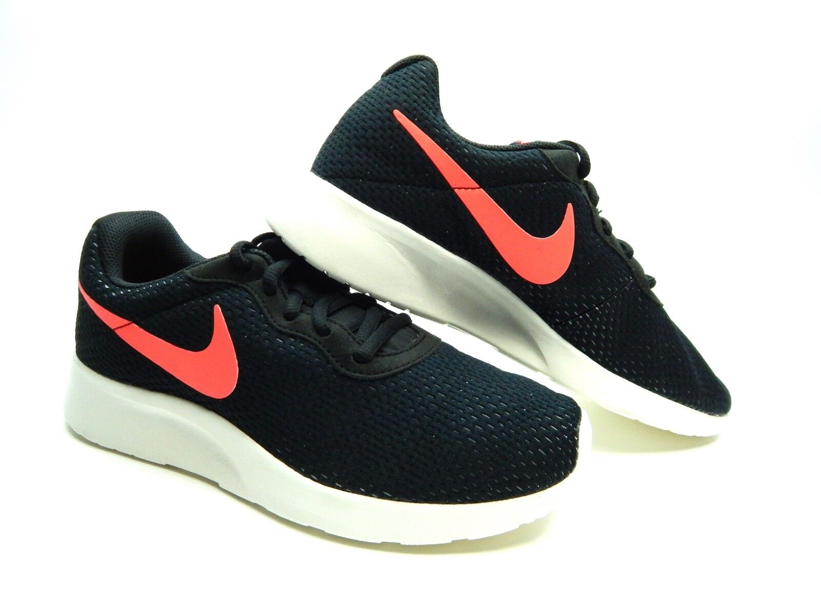 3867e9b024d ... NIKE TANJUN SE Men Men Men shoes size 6.5 Black solar red 3ce789 ...