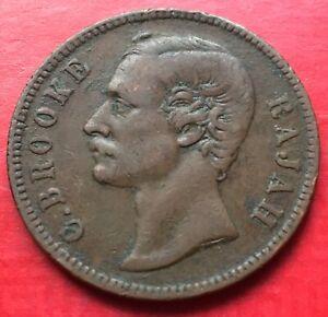 Sarawak-One-Cent-1870-1